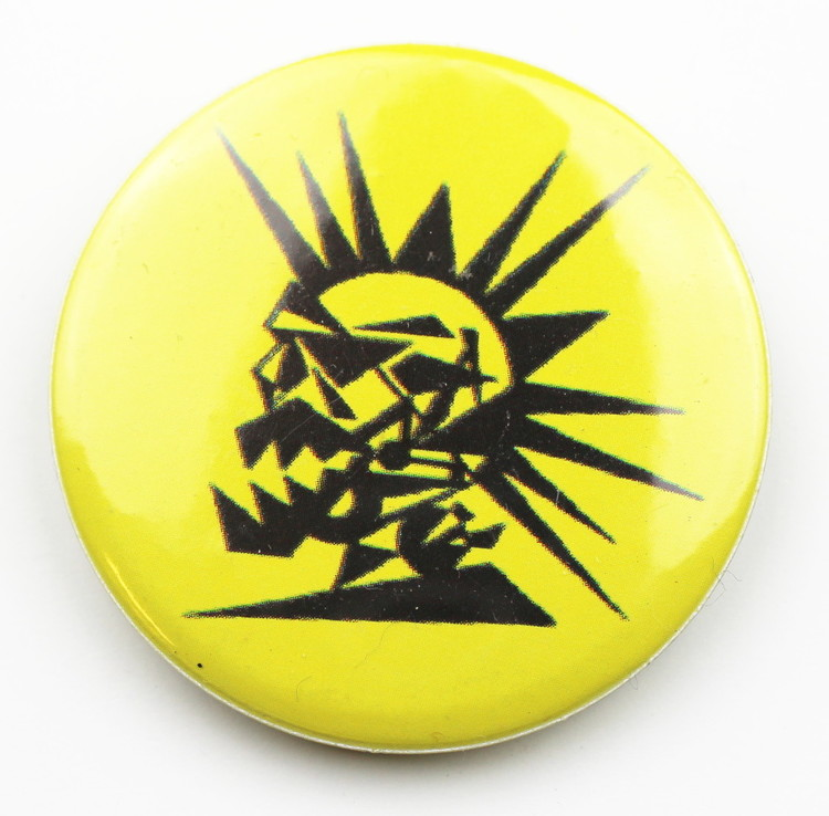 Pin Punkrobot