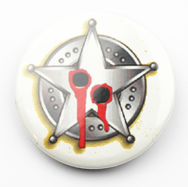 Pin Sheriff