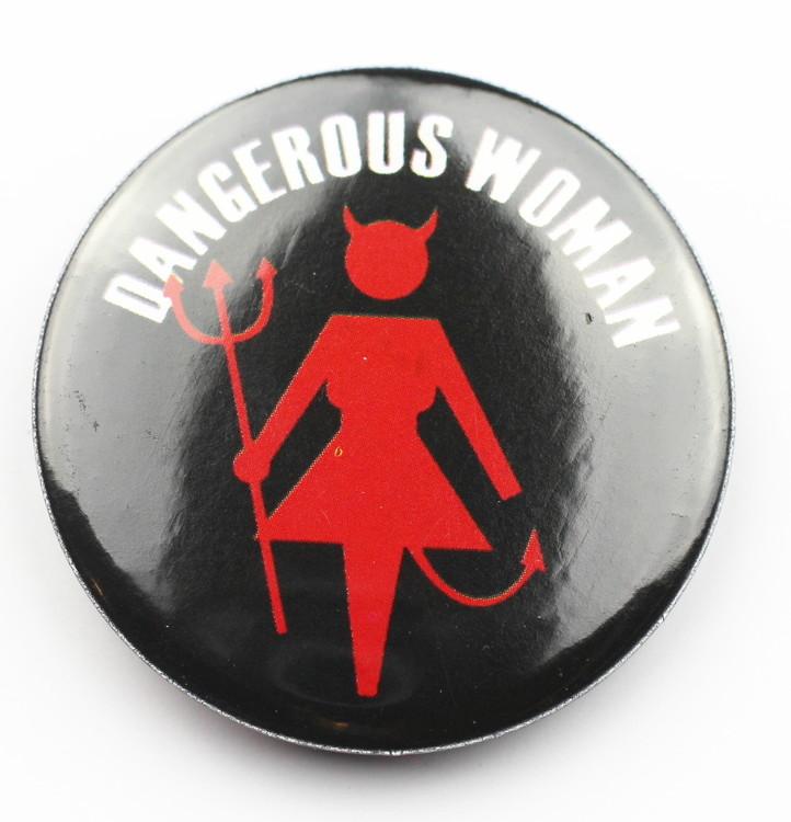 Pin Dangerous woman