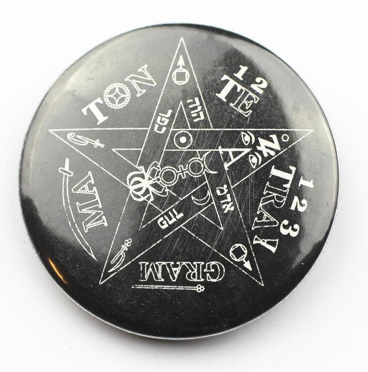 Pin Pentagram