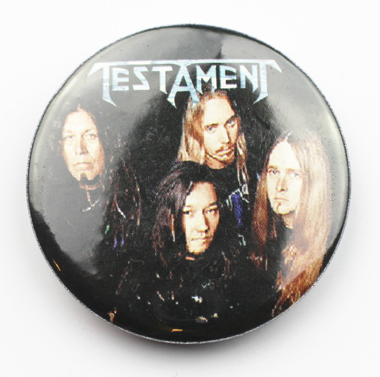 Pin Testament