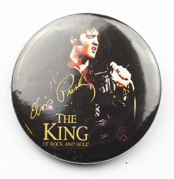 Pin Elvis The king