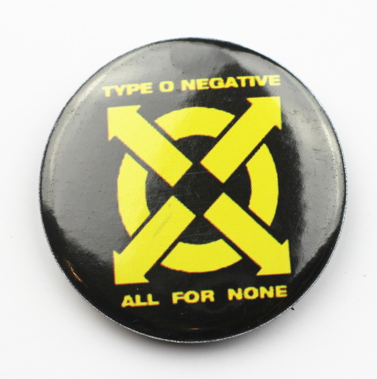 Pin Type o negative