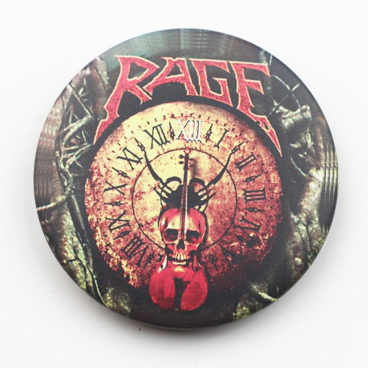 Pin Rage