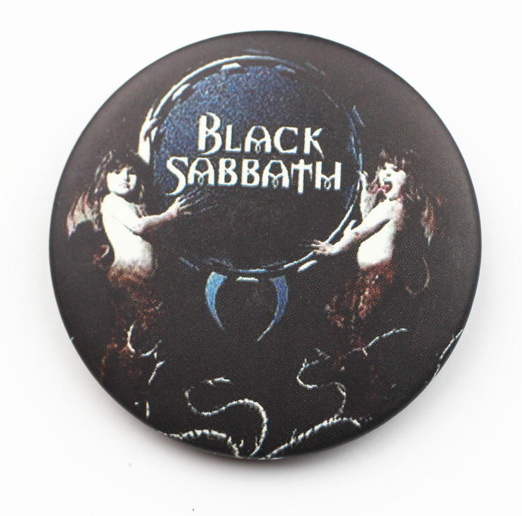 Pin Black sabbath