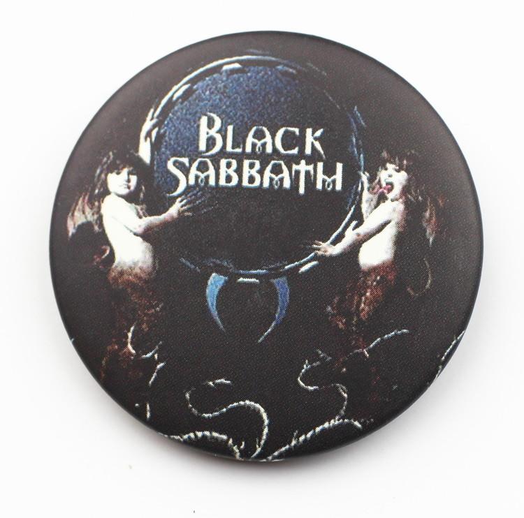 Pin Black sabbath