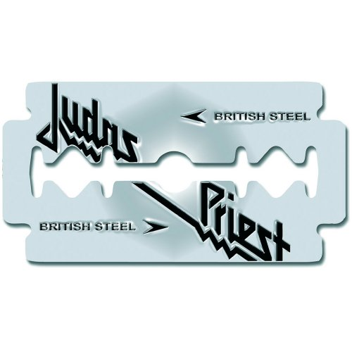 Judas priest British steel pin