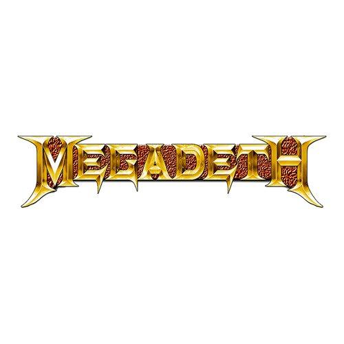 Megadeath pin