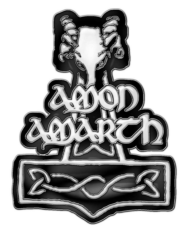 Amon amarth pin