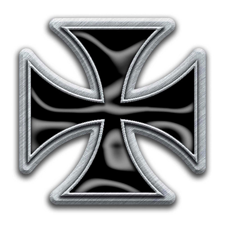 Maltezer cross pin