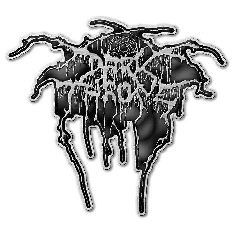 Dark throne pin