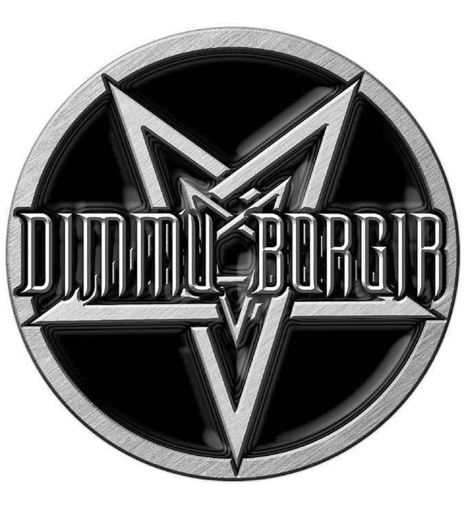Dimmu borgir pin