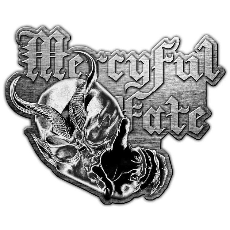 Mercyful fate pin