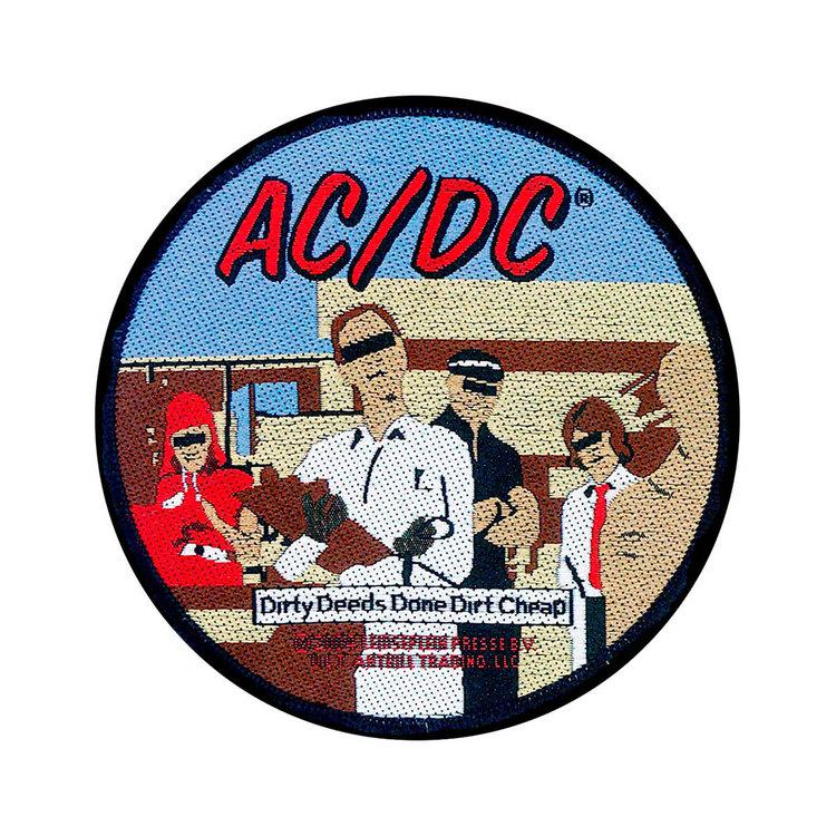 AC/DC Dirty deeds.....