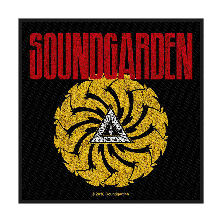 Soundgarden Bad motorfinger