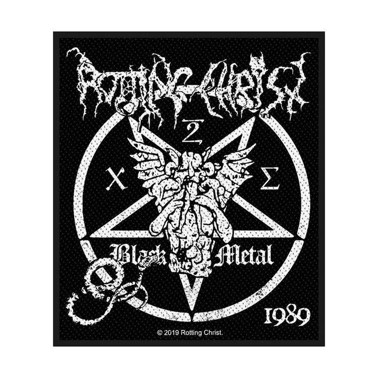 Rotting christ Black metal