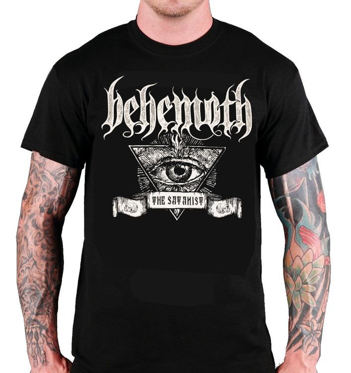 Behemoth The satanist eye T-shirt