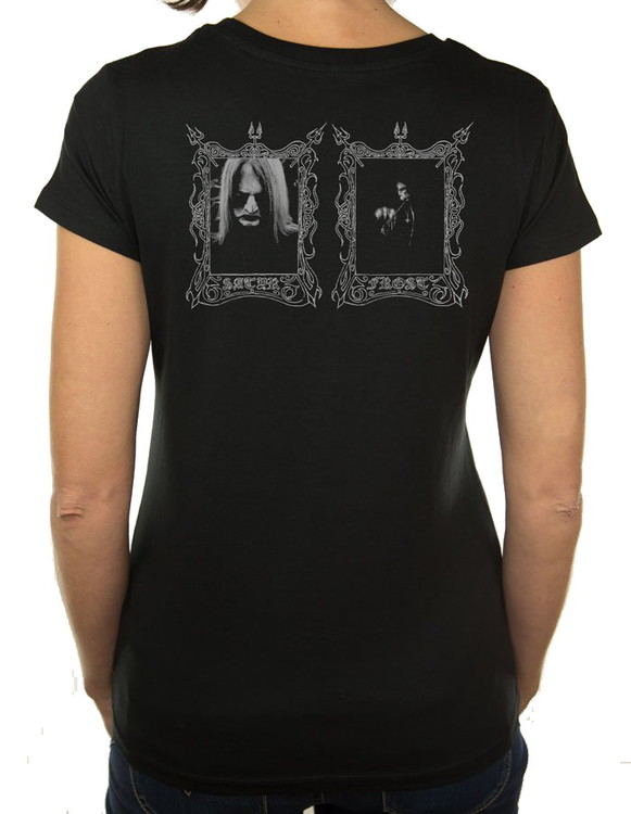 Satyricon Dark medievil times Girlie t-shirt
