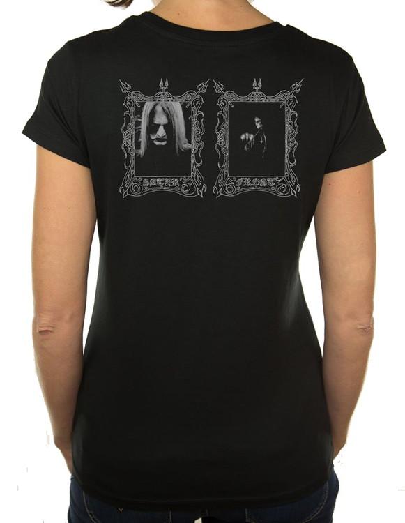 Satyricon Dark medievil times Girlie t-shirt