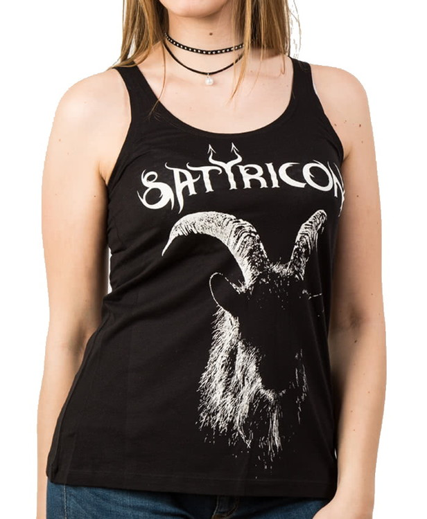 Satyricon  Satyr Girl tanktop