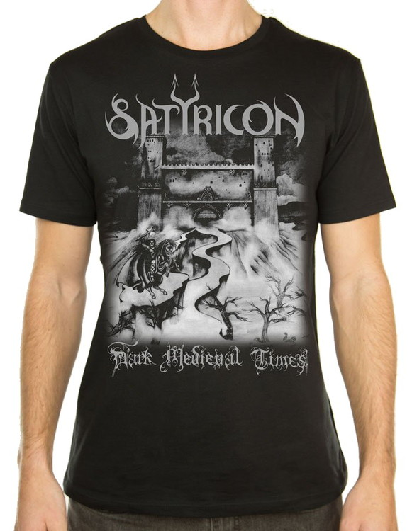 Satyricon Medieval times T-shirt