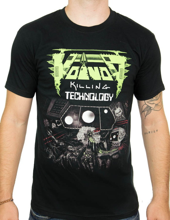 Voivod  Killing Technology T-shirt
