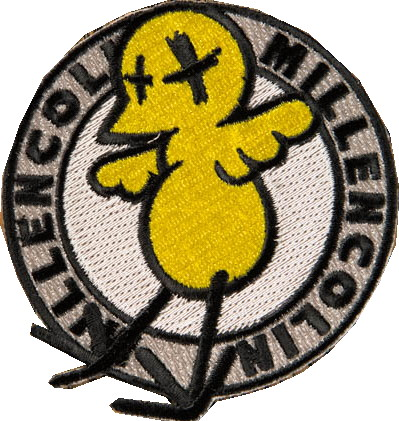Millencolin patch