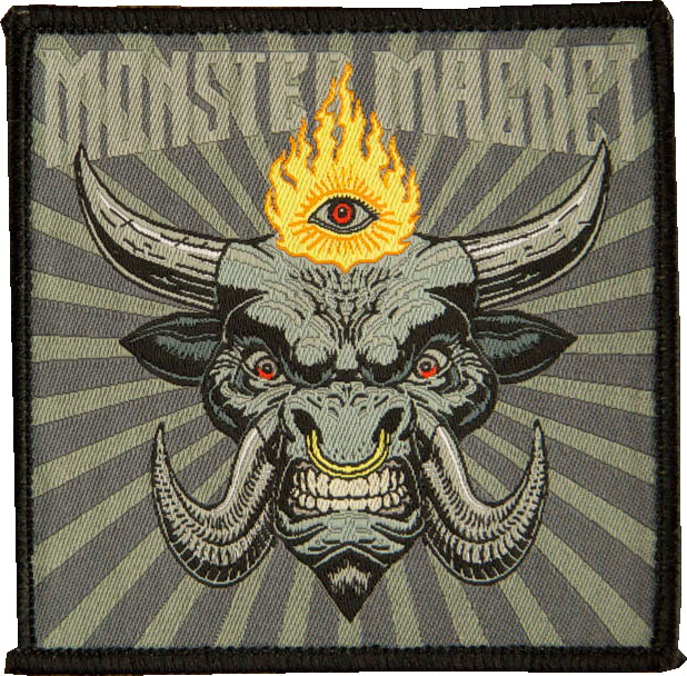 Monster magnet Minfucker patch