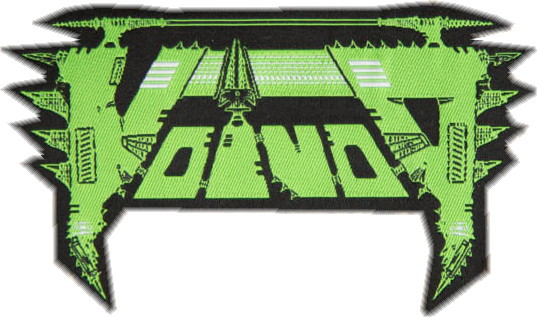 Voivod Green patch