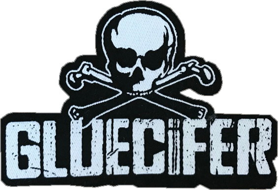 Gluecifer skull patch