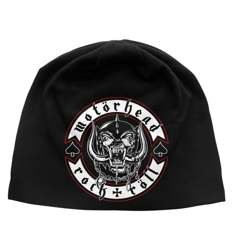 Motörhead rock n röll Mössa