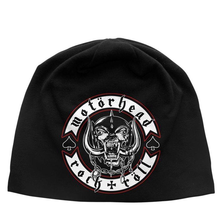 Motörhead rock n röll Beanie