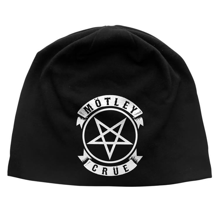 Mötley crue Pentagram Beanie