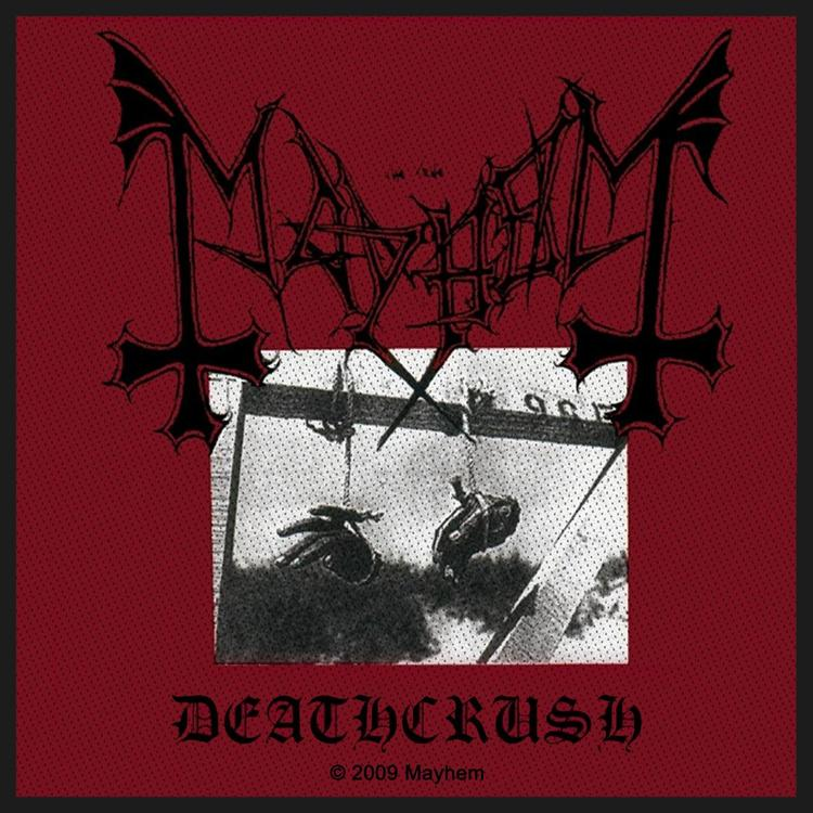 Mayhem 'Deathcrush' Patch
