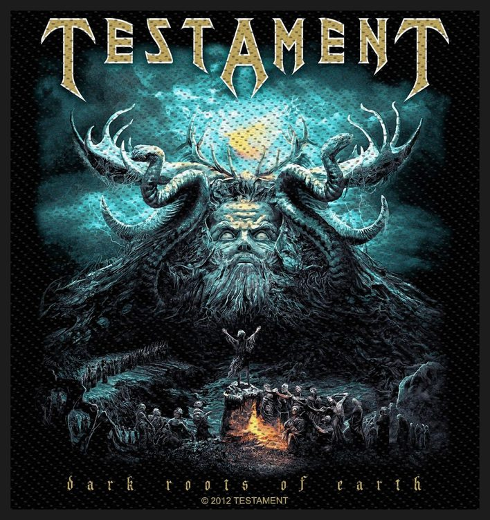 Testament 'Dark Root Of The Earth' Patch