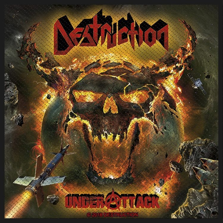 Destruction 'Under Attack' Patch