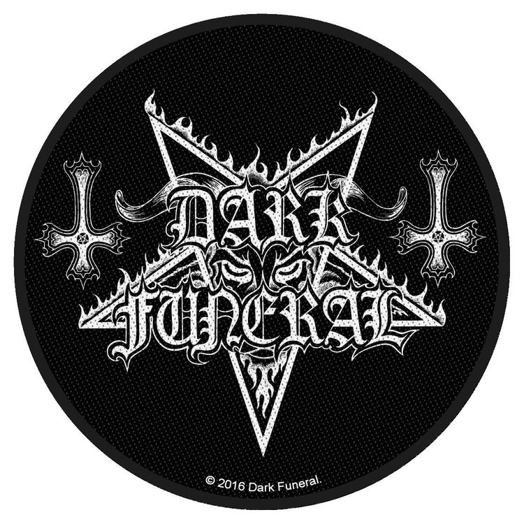 Dark Funeral 'Logo' Patch