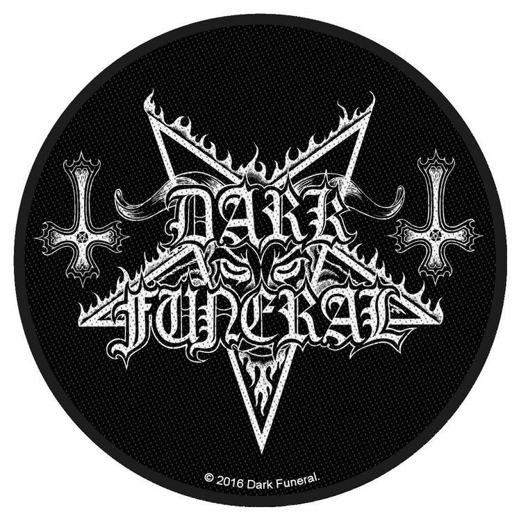 Dark Funeral 'Logo' Patch