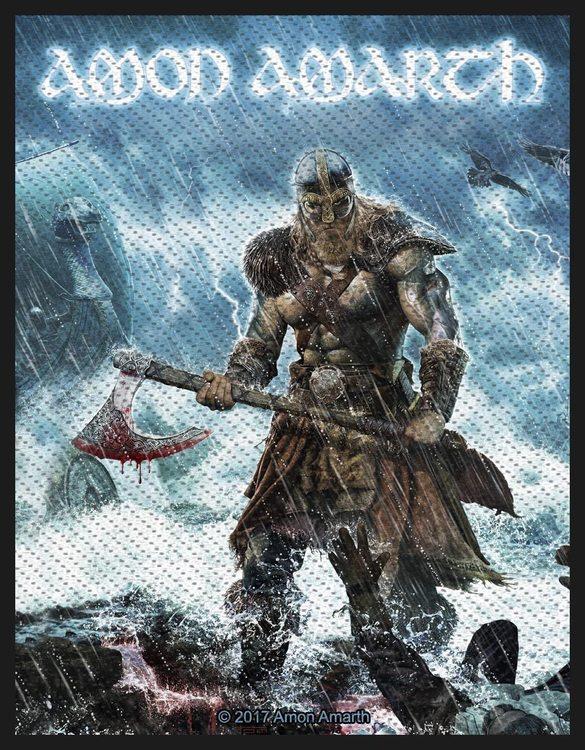 Amon Amarth 'Jomsviking' Patch