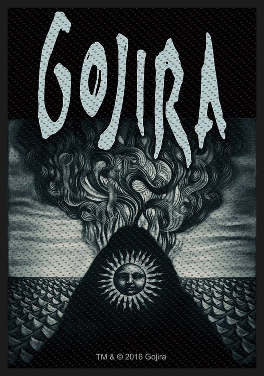 Gojira 'Magma' Patch