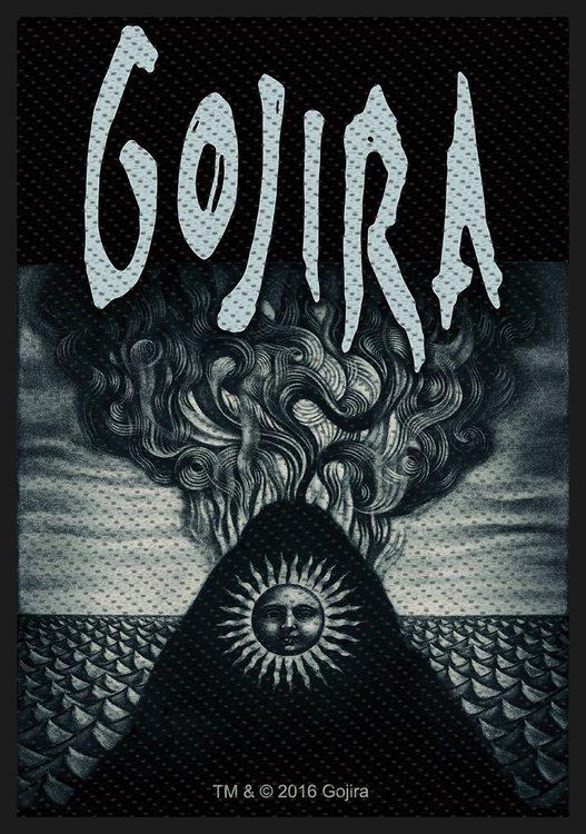 Gojira 'Magma' Patch