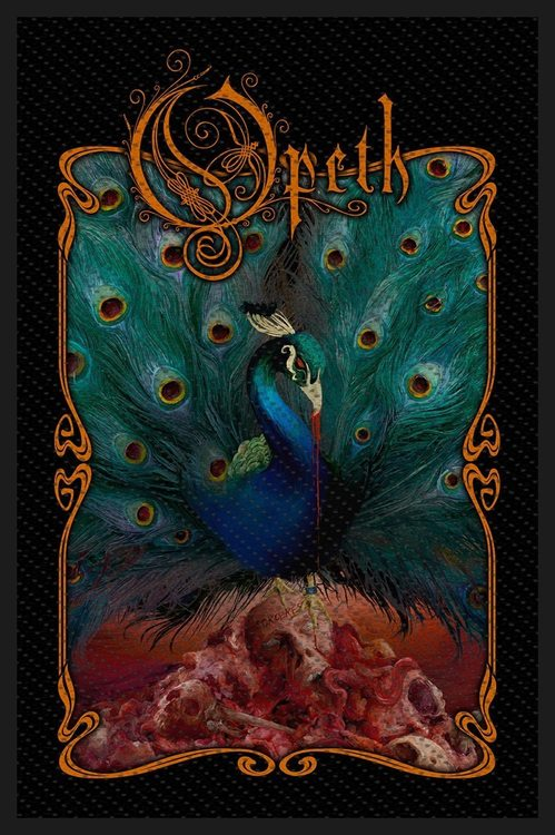 Opeth 'Sorceress' Patch
