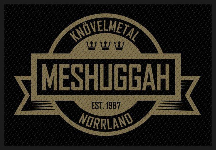 Meshuggah 'Crest' Patch