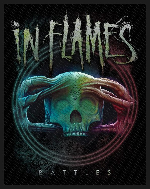 In Flames 'Battles' Patch