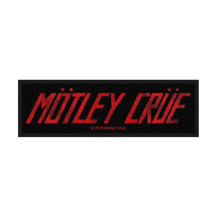 Motley Crue 'Logo' Patch