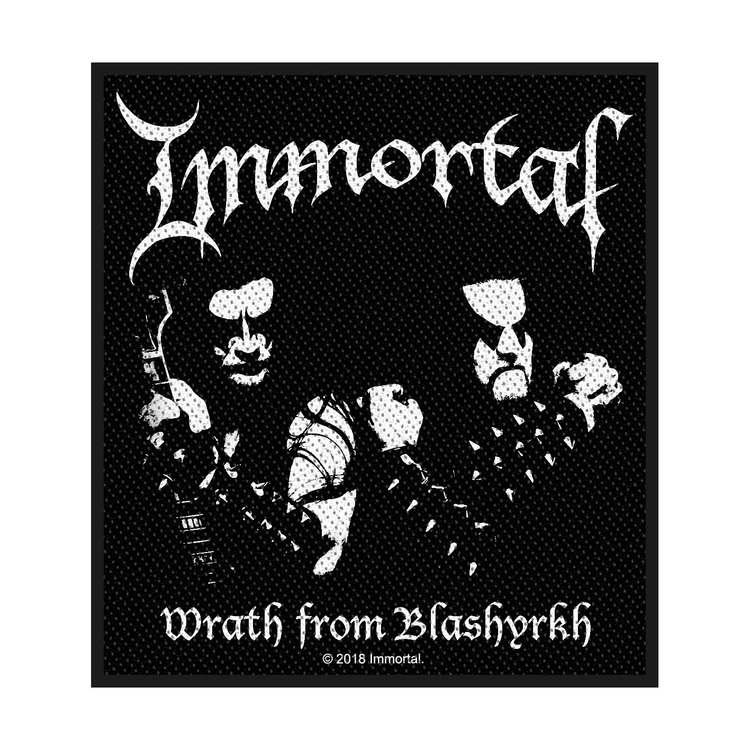 Immortal 'Wrath Of Blashyrkh' Patch