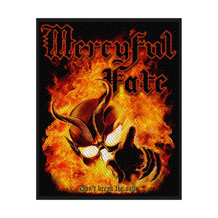 Mercyful Fate 'Don't Break The Oath' Patch