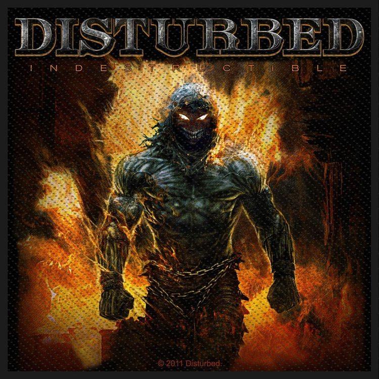 Disturbed 'Indestructible' Patch