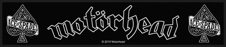 Motörhead 'Ace Of Spades' Superstrip