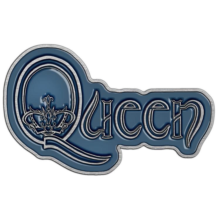 Queen 'Logo' Metal Pin